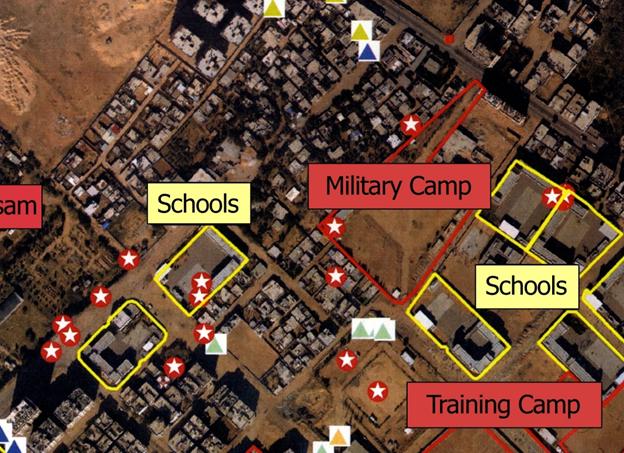 Hamas in Gaza City