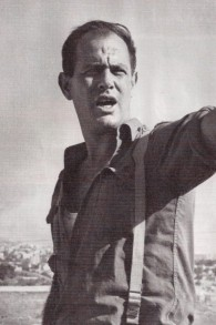 Major Yossi Langotsky, Commander in the Reserves for the Jerusalem Brigade's elite Reconnaissance Unit, a dynamic and very intelligent figure who went on to pioneer the Israeli Oil Industry (and being forced out of his share just days short of their value being millions).